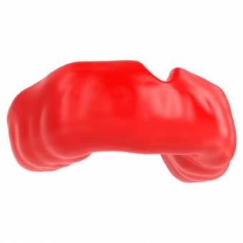 SAFEJAWZ Custom-fit Mouthguard - Red