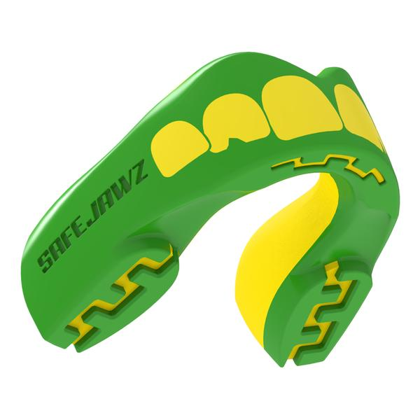 SAFEJAWZ Extro Series Self-Fit Ogre Mouthguard