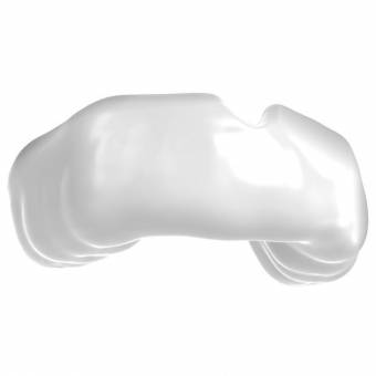 SAFEJAWZ Custom-fit Mouthguard - White