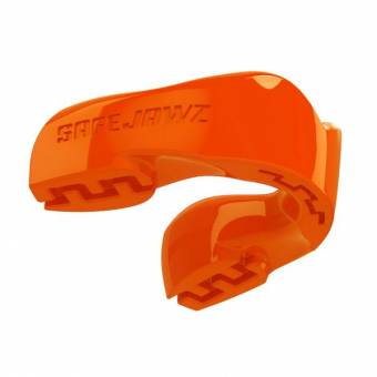 SAFEJAWZ Intro Series - Fluro Orange